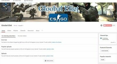 Selling YouTobe Channel with 2.2k subs and over 16k views. Accepting Offers.