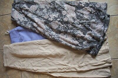 3 Ladies Skirts Size 18