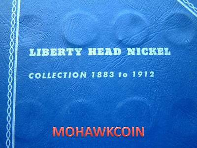 Near Complete Liberty Nickel Set - 30 Issues - No 1885, 1886, 1912-S