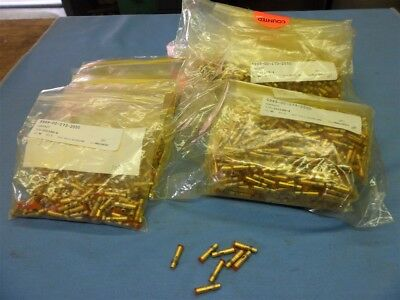 Mil-Spec Gold Contact Nsn 5999-00-173-2550 5999001732550 By The Piece 2000 Avail