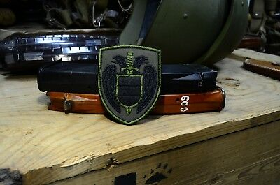 Russian FSO, the Federal Security Service Patch, Tactical morale military patch