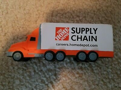 The Home Depot Supply Chain Truck - Foam Stress Ball