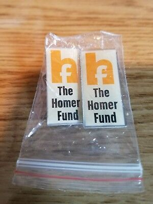 The Home Depot Homer Fund Pins (2)