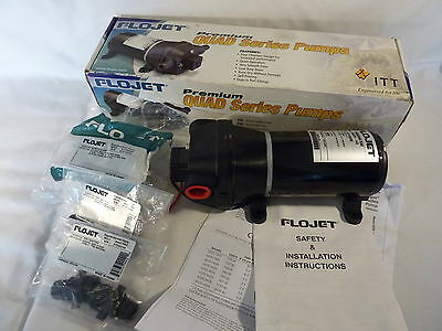 NEW Flojet R4325143A 4325 Series Automatic Washdown Pump