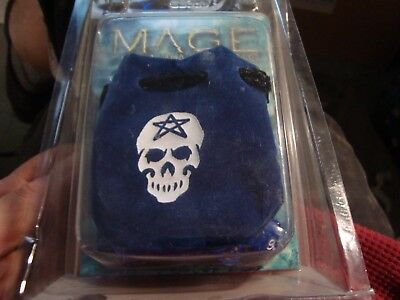 Mage The Awakening 2005  10x Dice Set 10 sided and Dice Bag New Unopened!