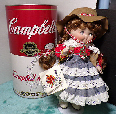 Campbell Kids Doll ~ Cowgirl ~ Patricia Loveless ~ 1994 ~ 1643/1869