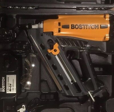 HITACHI    BOSTITCH   Nail gun just serviced
