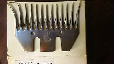 Pack Of 5 Left Hand Jb Shearing Combs 6R 96 3/4