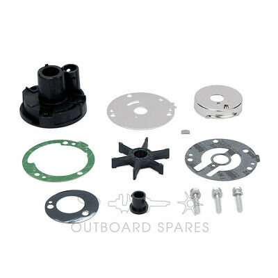 A New Yamaha & Mariner Water Pump Kit for 25,30hp Outboard #689-W0078-A6, 81242M