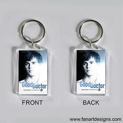The Good Doctor - Freddie Highmore-  Photo Keychain #1