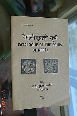 Catalogue of the Coins of Nepal