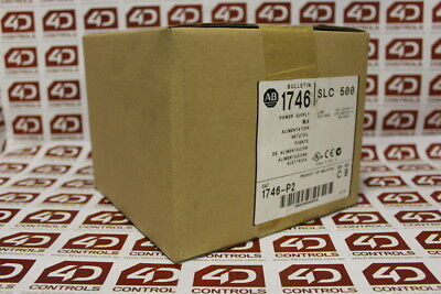Allen Bradley 1746-P2 Power Supply - New Surplus Sealed - Series C