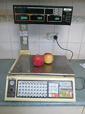 WEDDEBURN   grocery butchers scales   fruit scales