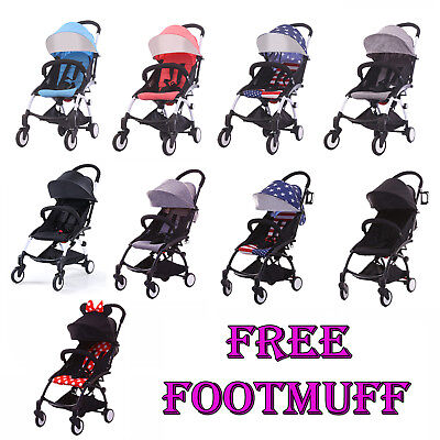 2017 Compact Lightweight Baby Yoyo Stroller Pram Easy Folding Travel Carry-on