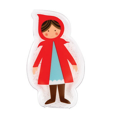 dotcomgiftshop RED RIDING HOOD HOT/COLD PACK