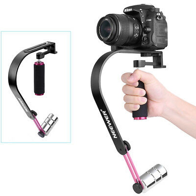 Neewer Handy Steadicam Video Stabilizer for Camera Camcorders DSLR DV iPhone
