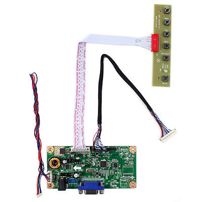 "VGA LCD Controller Board Work For 6.5"" G065VN01 V2 640x480 LCD Screen"