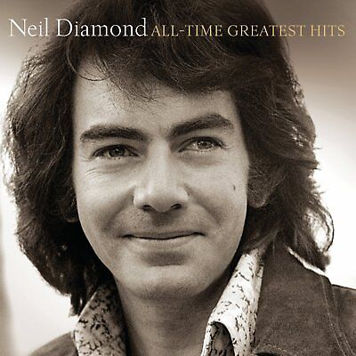 Neil Diamond All-Time Greatest Hits Best of Audio CD Brand Great Music New