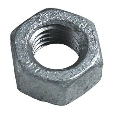 Plain Steel Nuts - Metric Zinc Plated Steel DIN934
