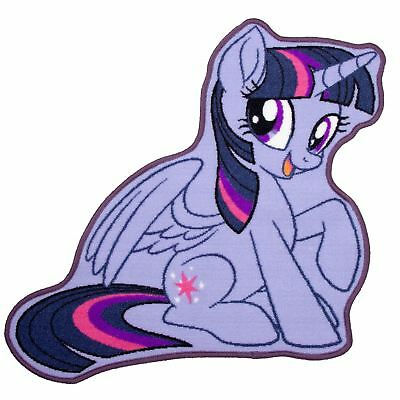 My Little Pony Twilight Sparkle Shaped Rug Girls Bedroom