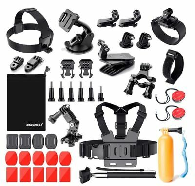 Best Go Pro GoPro Hero4 Hero 3 3Plus Plus Car Session Accessories Accessory Pack