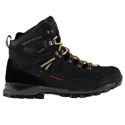 Karrimor Hot Rock Weathertite Waterproof Trekking Walking Boots Mens
