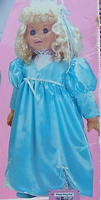 Ideal Patty Play Pal doll fashion outfit little princess costume & cassette nib
