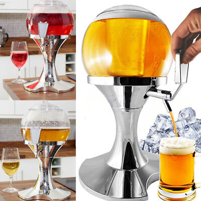 Party Core Cold Juice Tabletop Drink Drinks Beverage Dispenser Cocktail Beer Orb