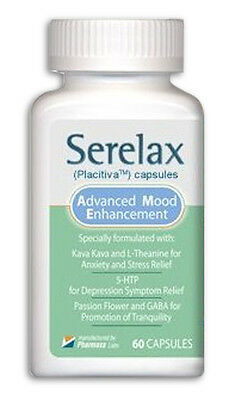 Serelax Quickly Eliminates Anxiety/Depression and Stress with its Calming Effect