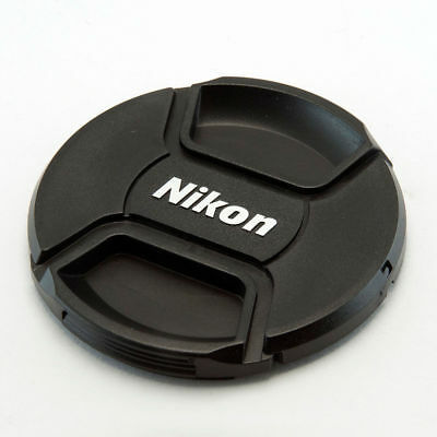 1 x Replacement 58mm Snap-On Front Lens Cap Cover for Nikon Camera