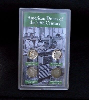 American Dimes of the 20th Century
