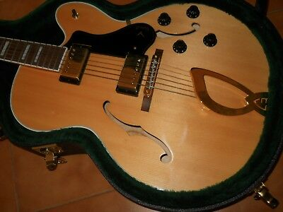 Guild Usa X 180 archtop  limited run
