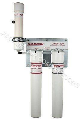 Champion CHWS-100 Condensate Manager Rated for Compressors Up to 100 CFM