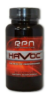 Recomp Performance Nutrition RPN Havoc 90 count. Supplements, Nutrition, Muscle