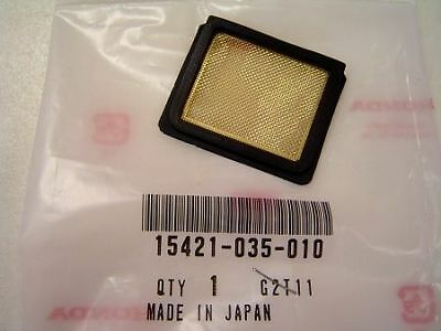 GENUINE HONDA C50 C70 C90 Oil Filter Strainer 15421-035-010