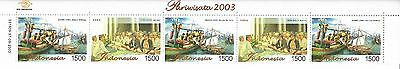 Indonesia Tourist Stamps 2003