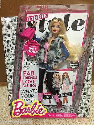 Barbie Doll Life In Dreamhouse Style 100+ Look Glam Luxe Fur Vest Denim Shorts