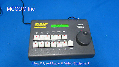 DNF Controls ST200-S Universal VTR Controller