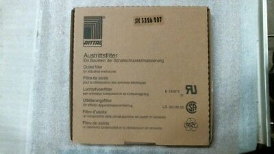 NIB Rittal SK 3326 207 SK 3326.207 Outlet Filter     -      60 day warranty