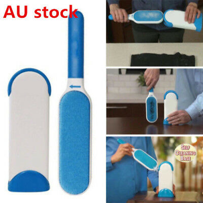 AU Hurricane Fur Wizard Pet Fur & Lint Remover Portable Travel Size Hair Cleaner