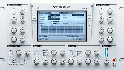 Reason Refills  Nexus 2 Complete 10 Refills. Nexus Vst Sounds For Reason