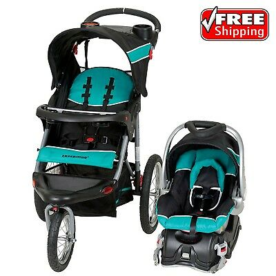 baby trend expedition jogger travel system- Tropic