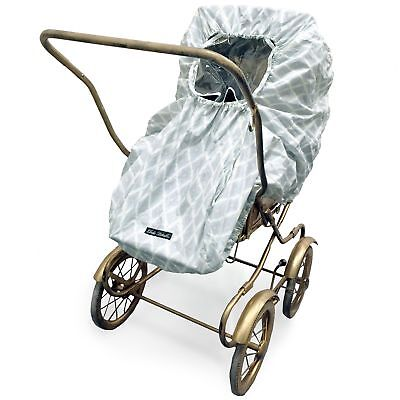 Elodie Details Raincover Rain Cover For Baby Pram/Stroller | Colors of the Wind