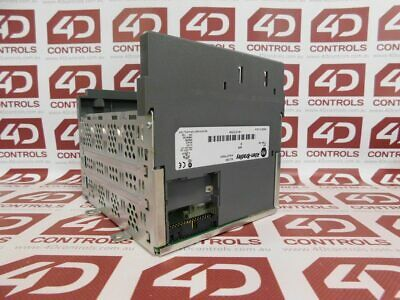 Allen Bradley 1746-A4 SLC 500 4 Slot Chassis - Used - Series B