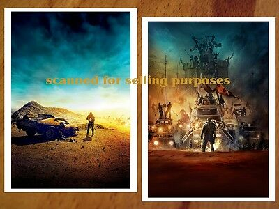 MAD MAX Fury Road rare Color Key PHOTO SET 130 PHOTOS Tom Hardy CHARLIZE THERON