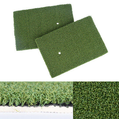 37x25cm Backyard Golf Mat Residential Training Hitting Pad Practice Tee HolderHG