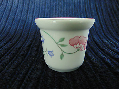 Egg Cup - Floral bucket - 0619