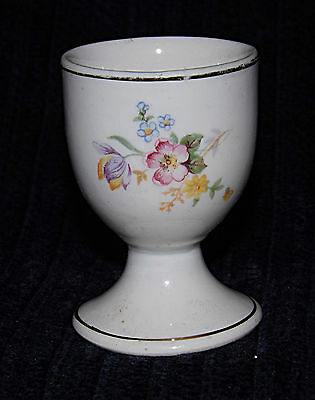 Egg Cup -  Floral - 0386