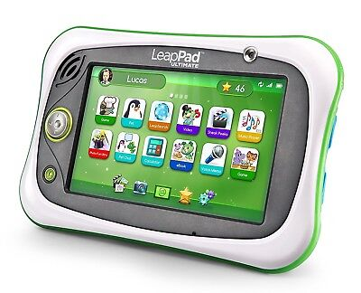 Leap Frog LeapPad Ultimate Green