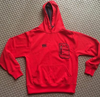 Canterbury Mercury Tcr Micro Fleece Hoody New With Tags Size Small